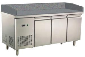 Under Counter Refrigerator With Granite Top