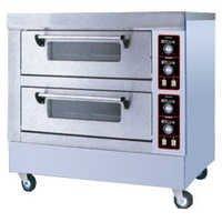 Double Deck Baking Oven