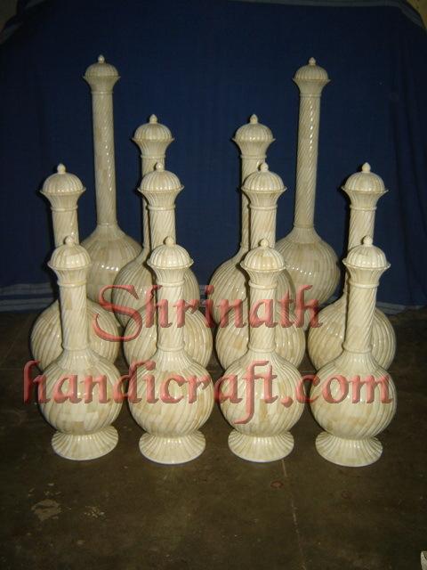 Bone pots