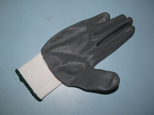 Nitrile Coted Gloves