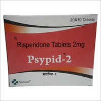 Risperidone 2mg Tablets