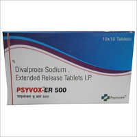 Divalproex Sodium Extended Release Tablets I.P