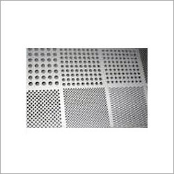 Perforated Stainless Steel Sheets