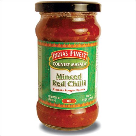Minced Red Chili Paste