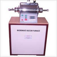 Microwave Sintering Vacuum Furnace