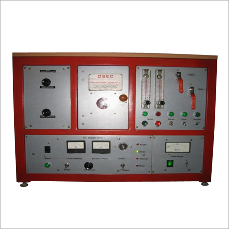 RF Plasma Cleaner