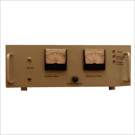 Rf (13.56 MHz)Power Supply