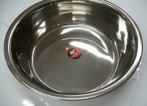 stainless steel deep bowls