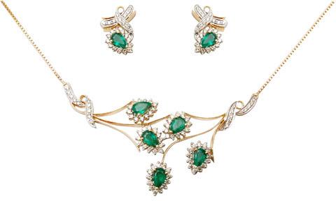 14K Gold Jewellery Manufacturers, Beautiful  Emera