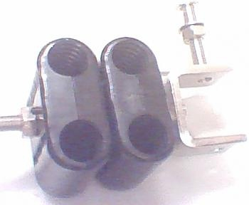 4 way feeder clamp for 7 by 8 cable