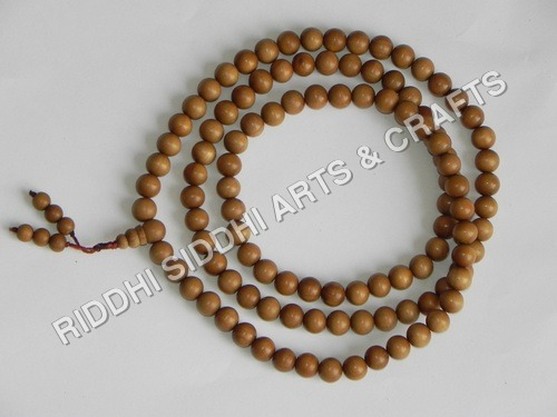 Prayer Sandalwood Beads