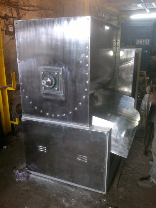 Industrial Powder Mixer Machine