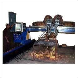CNC Gas And Plasma Cutting Machine
