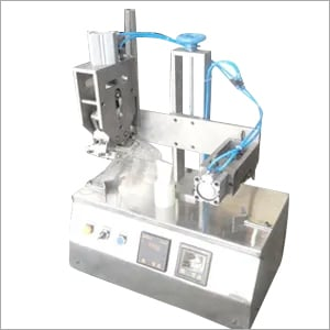 LAMI  PLASTIC TUBE SEALING MACHINE