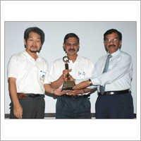 Gold Award From Bajaj Auto Ltd For Zero Defects