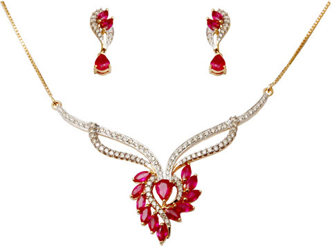 Ruby Diamond Jewelry Wholesale Manufacturing