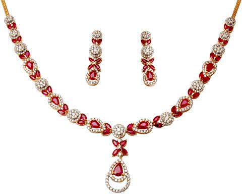 Indian Wholesale Necklace Design Set, Designer