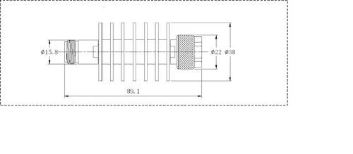 Fixed Attenuators  N  71522c,d