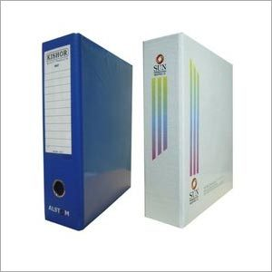 Plastic Box File