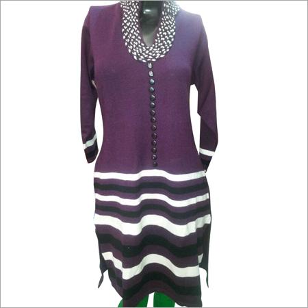 Woolen Dresses