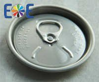 France 206 Aluminum Easy Open Caps Seller