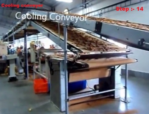 Cooling Conveyer