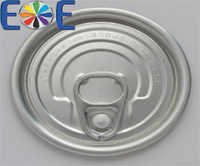 Germany 209 Aluminum Easy Open End Cap