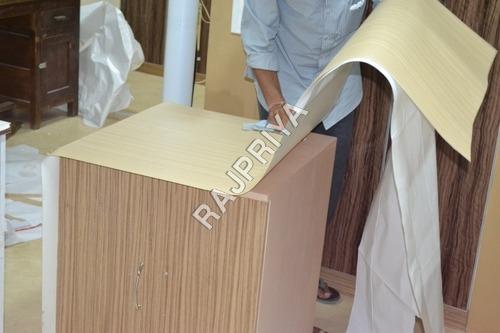 Application Of Self Adhesive PVC Skin, PVC FOIL
