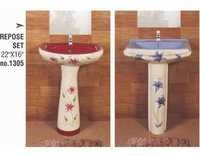 Square - Repose Wash basins