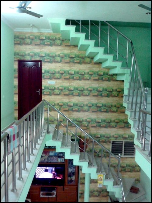 Staircase Wall Paper