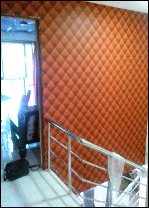 Modern Staircase Wallpaper