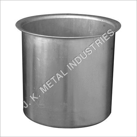 Aluminum Deep Tope