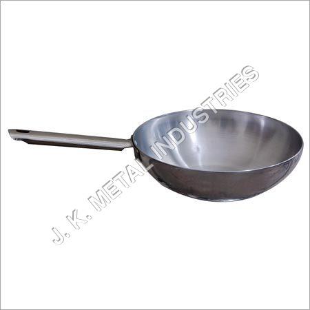 Aluminium Stir Frying Pan