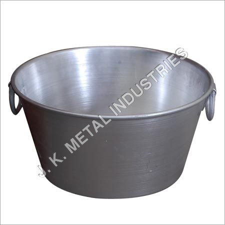 Aluminum Tub