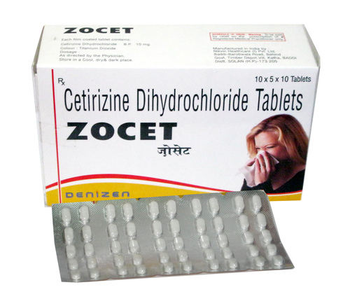 Zocet Tablets