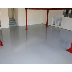 Epoxy Cement Composite Flooring