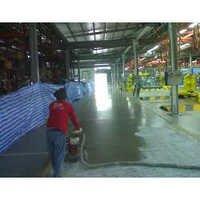 Pure Carborundum based Non Metallic Floor Hardener