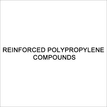 Reinforced Polypropylene Compounds