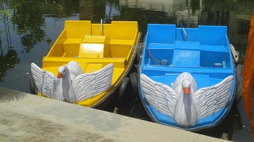 FRP Padle Boat