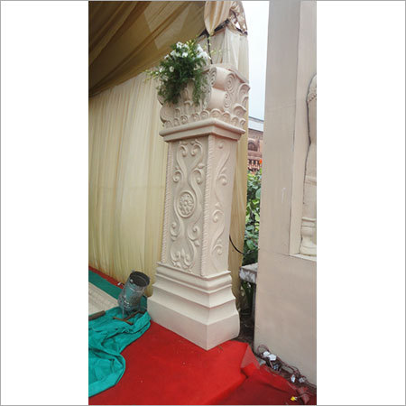 Decorative Wedding Ceremony Pillars