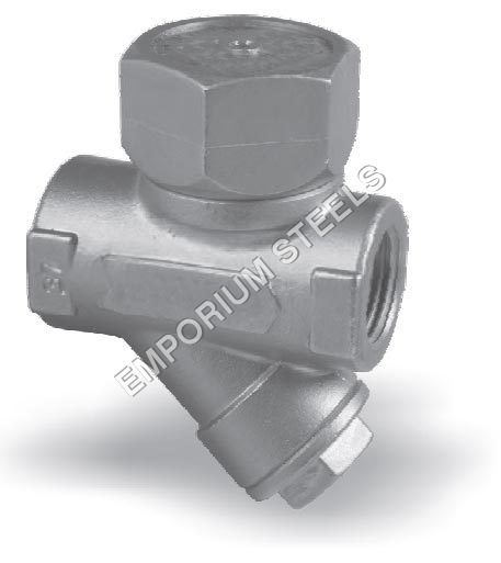 Investment Casting Steam Trap