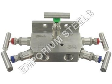 Manifolds valve