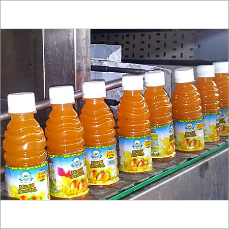 Pet Bottle Mango Juice