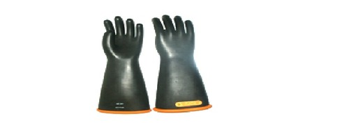 Raychem RPG make Electrical Rubber Gloves