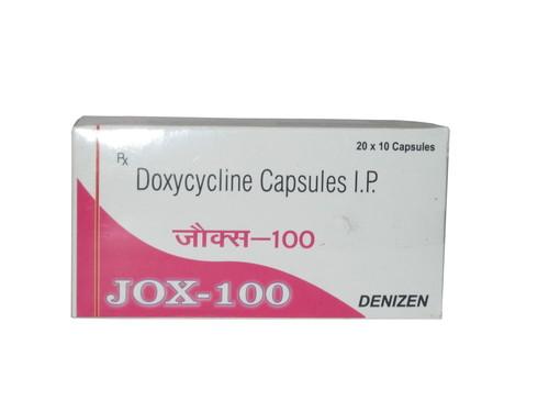 Jox-100 Capsules