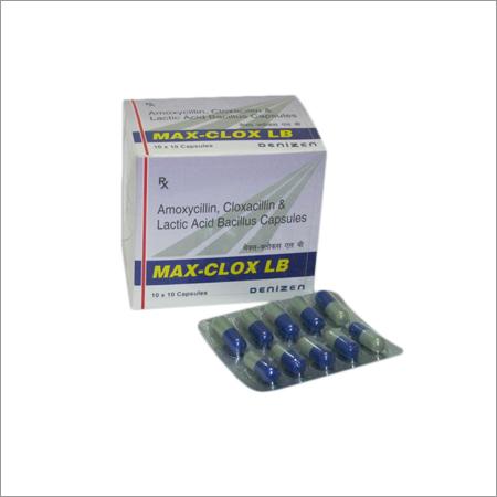 Max-Clox LB Capsules