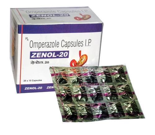 Zenol-20 Capsules