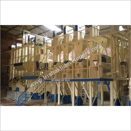 Rice Mill Plant