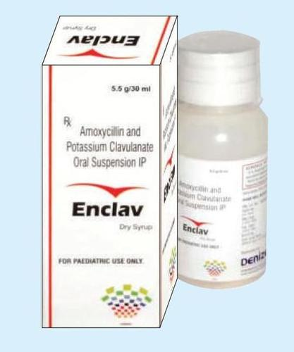 Enclav Dry Syrup