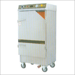 Electric Steaming Cart